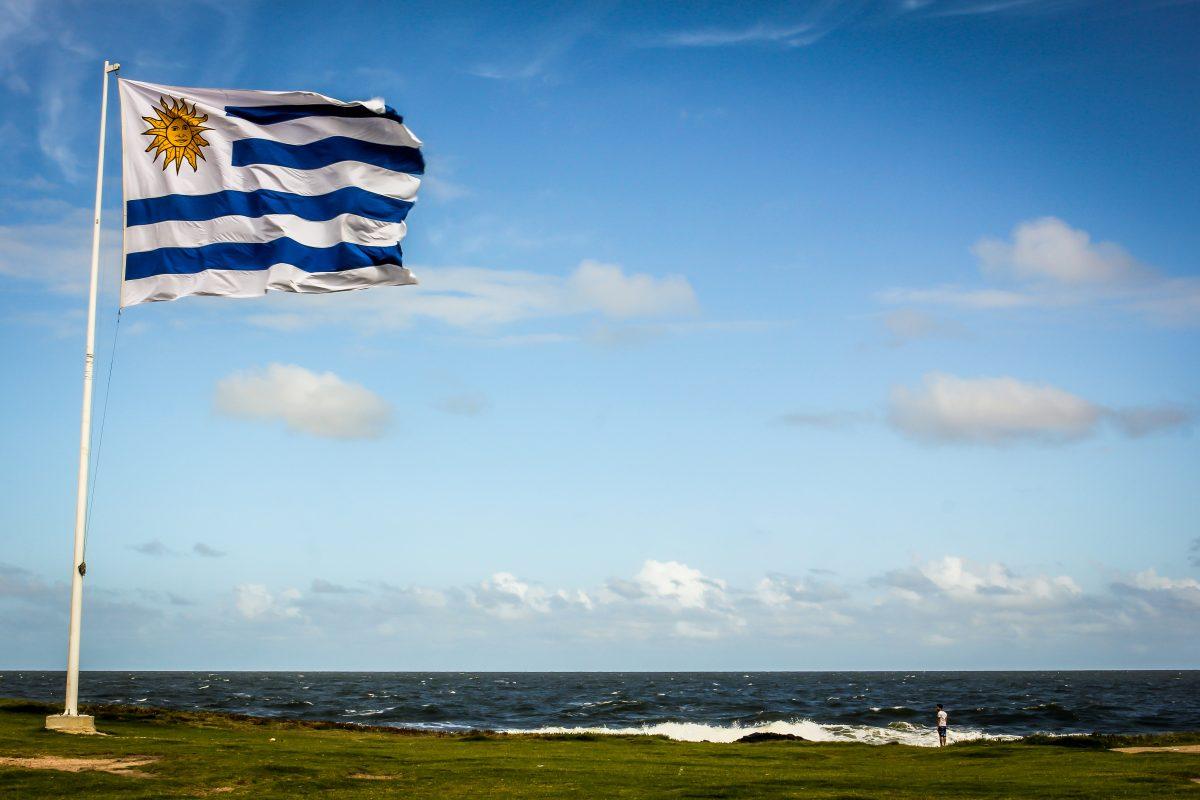uruguay flag punta del este