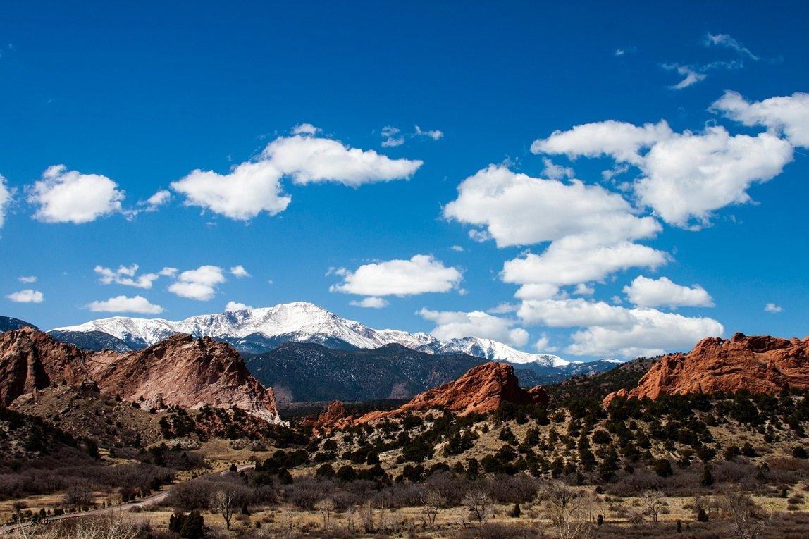 colorado nature mountains