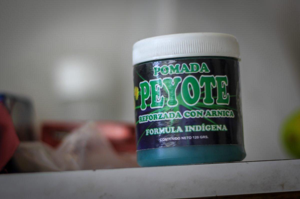 peyote cream ointment