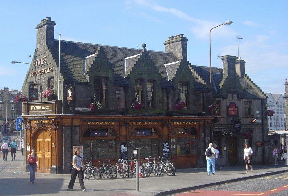 pub public house scotland