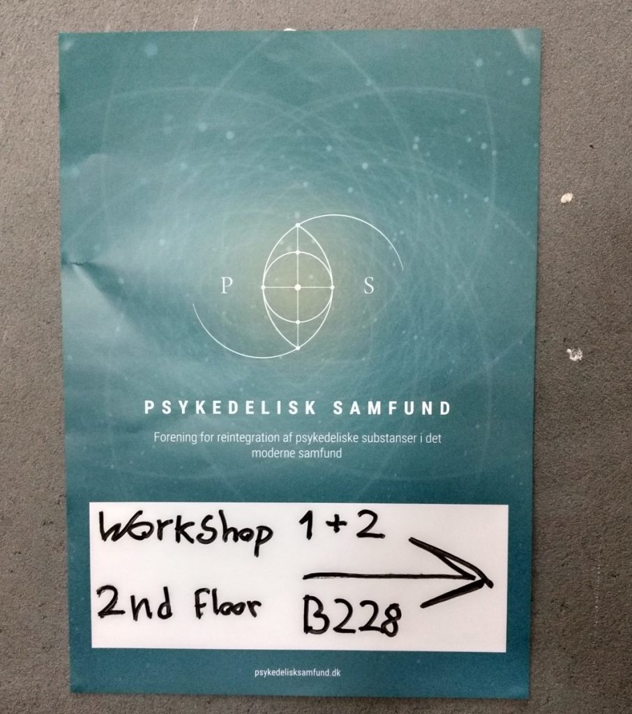 tripsitting workshop copenhagen