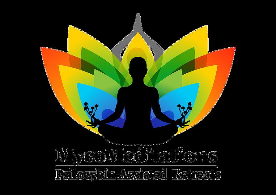 myco meditations psilocybin retreats logo