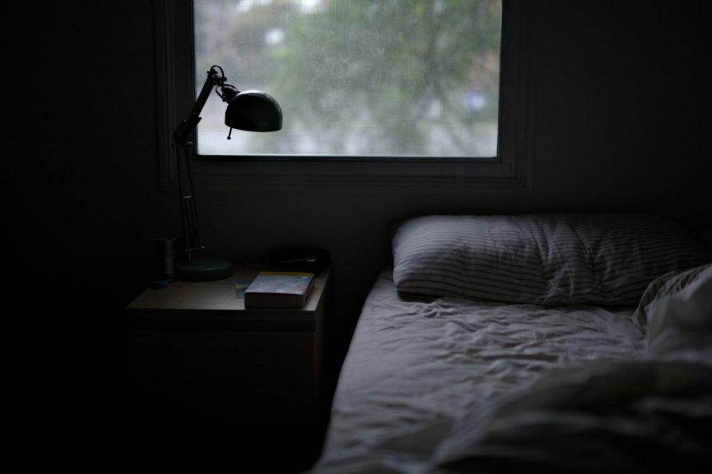 bed bedroom sleep