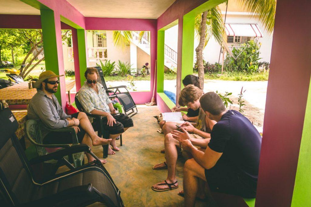 meeting jamaica treasure beach