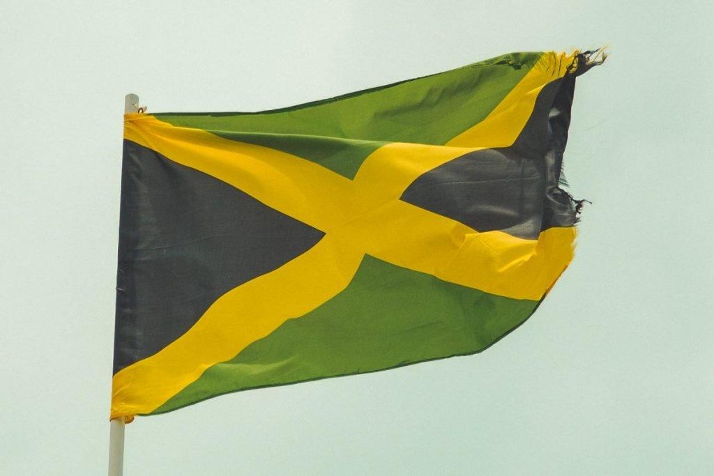jamaica jamaican flag