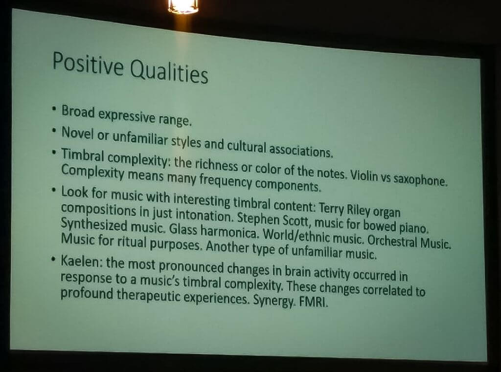 psychedelic music playlists therapy psilocybin beyond positive qualities prague presentations