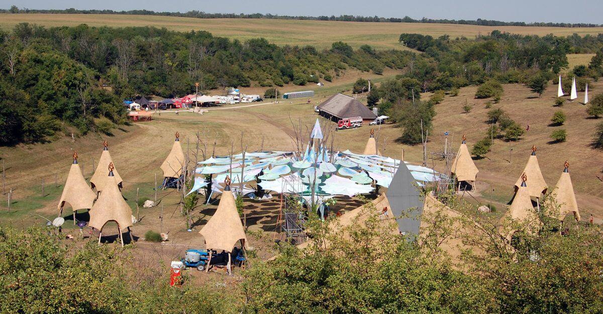ozora transformational festival
