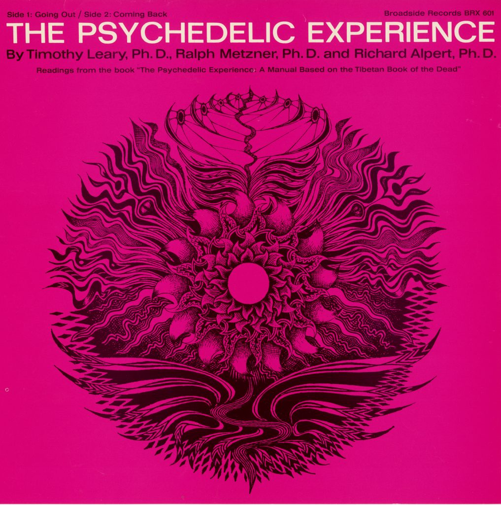 Psychedelic Experience Tibetan Manual Leary Alpert Metzner