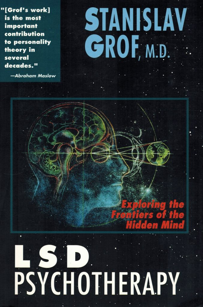 stan grof lsd psychotherapy cover