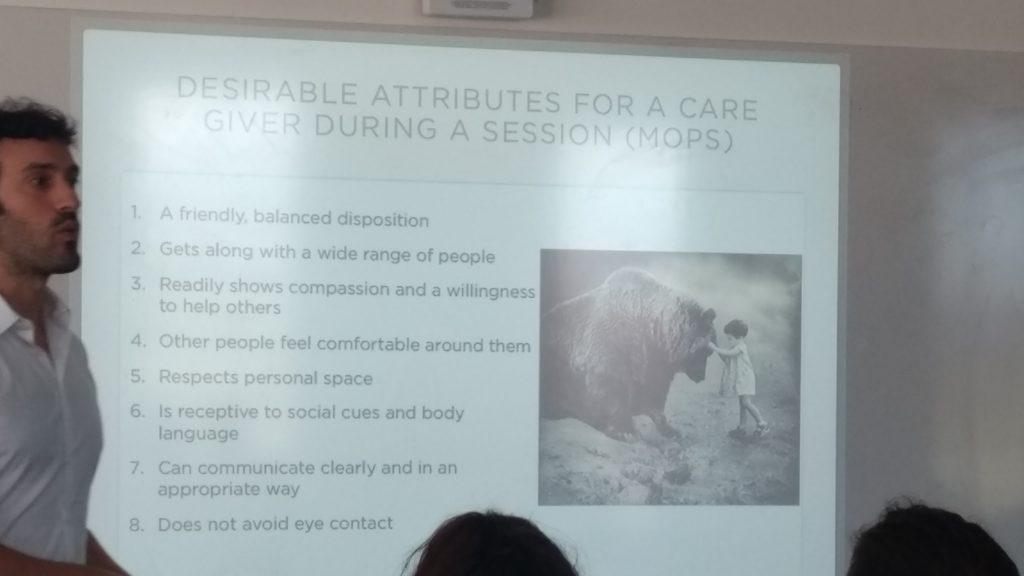 marc tripsitting attributes of caregiver