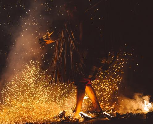 the shamanic persona